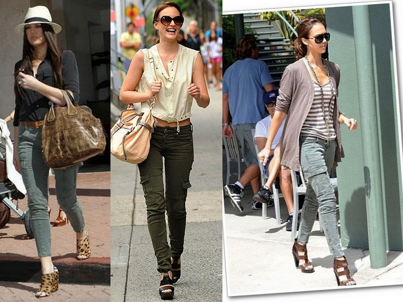 How Women's Cargo Pants Can Become Their Style Statement
