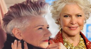Image Consultant Hairstyle Guidance for Middle-Aged Females